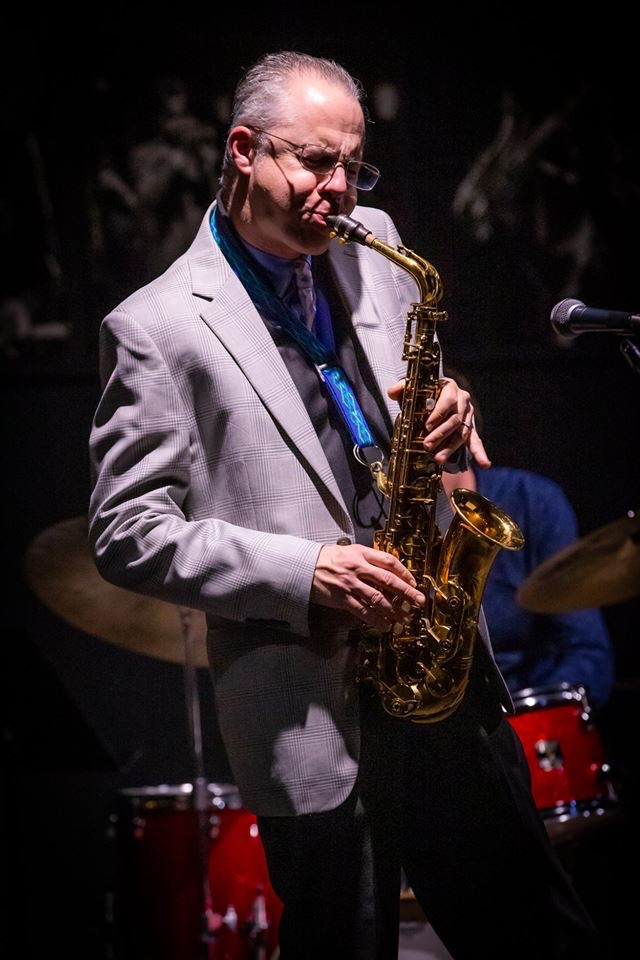 Christopher Hollyday At Dizzy's SD 2019
