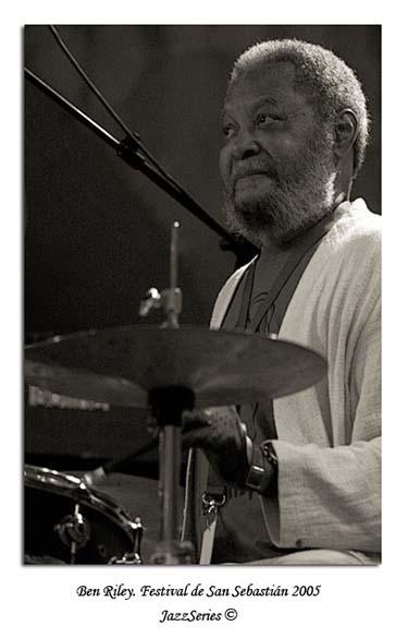 Ben Riley. San Sebastian-2005