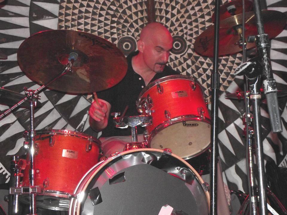John Pietaro, Drums, Very Deep into It at the Shrine, NYC