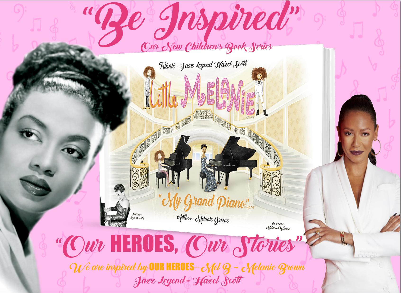 Tribute Hazel Scott- Little Melanie