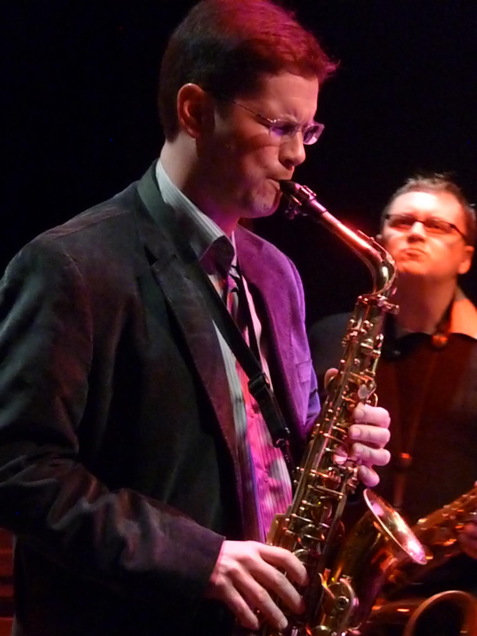 Dave Sterner and Chris Burge