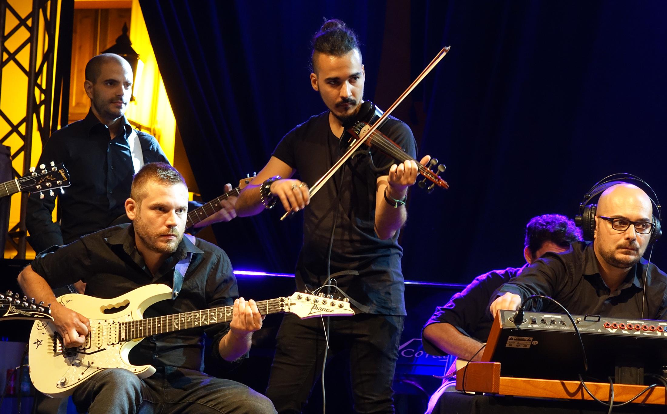Cagliari Conservatoy of Music in Sant' Anna Arresi Sardinia 2018