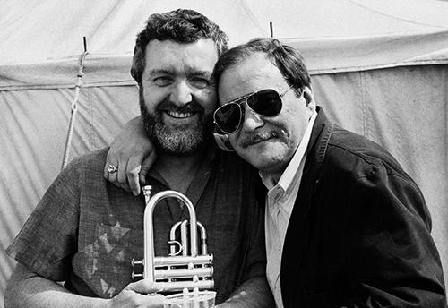 Dave Green & Warren Vache