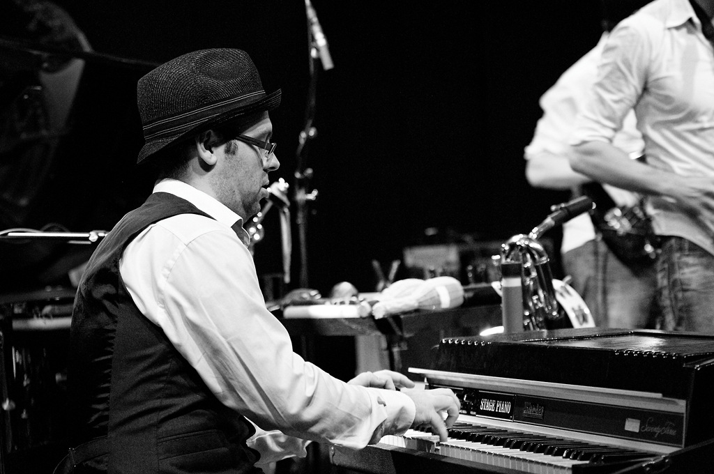 Mo' Blow - Jazzahead 2012