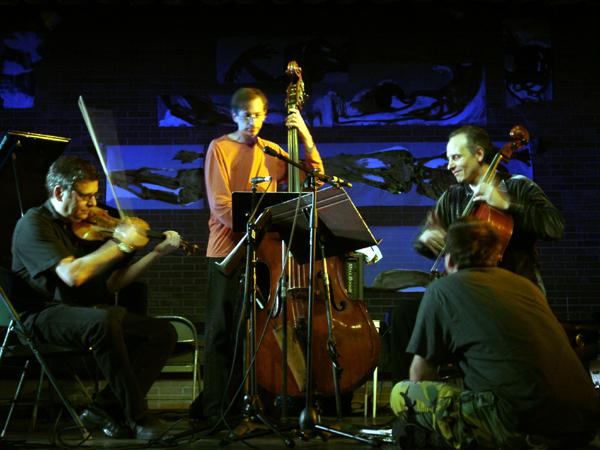 John Zorn &Amp; Masada String Trio:Mark Feldman, Greg Cohen, Eric Friedlander &Amp; John Zorn