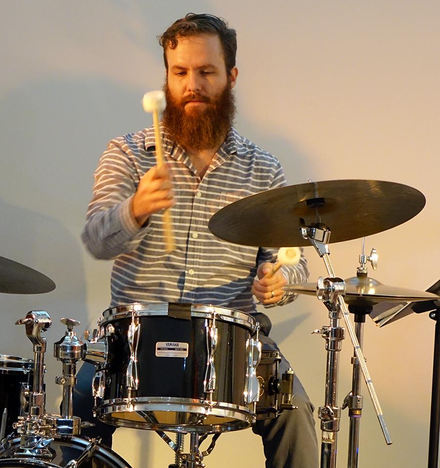 Dan Gaucher at Guelph 2014