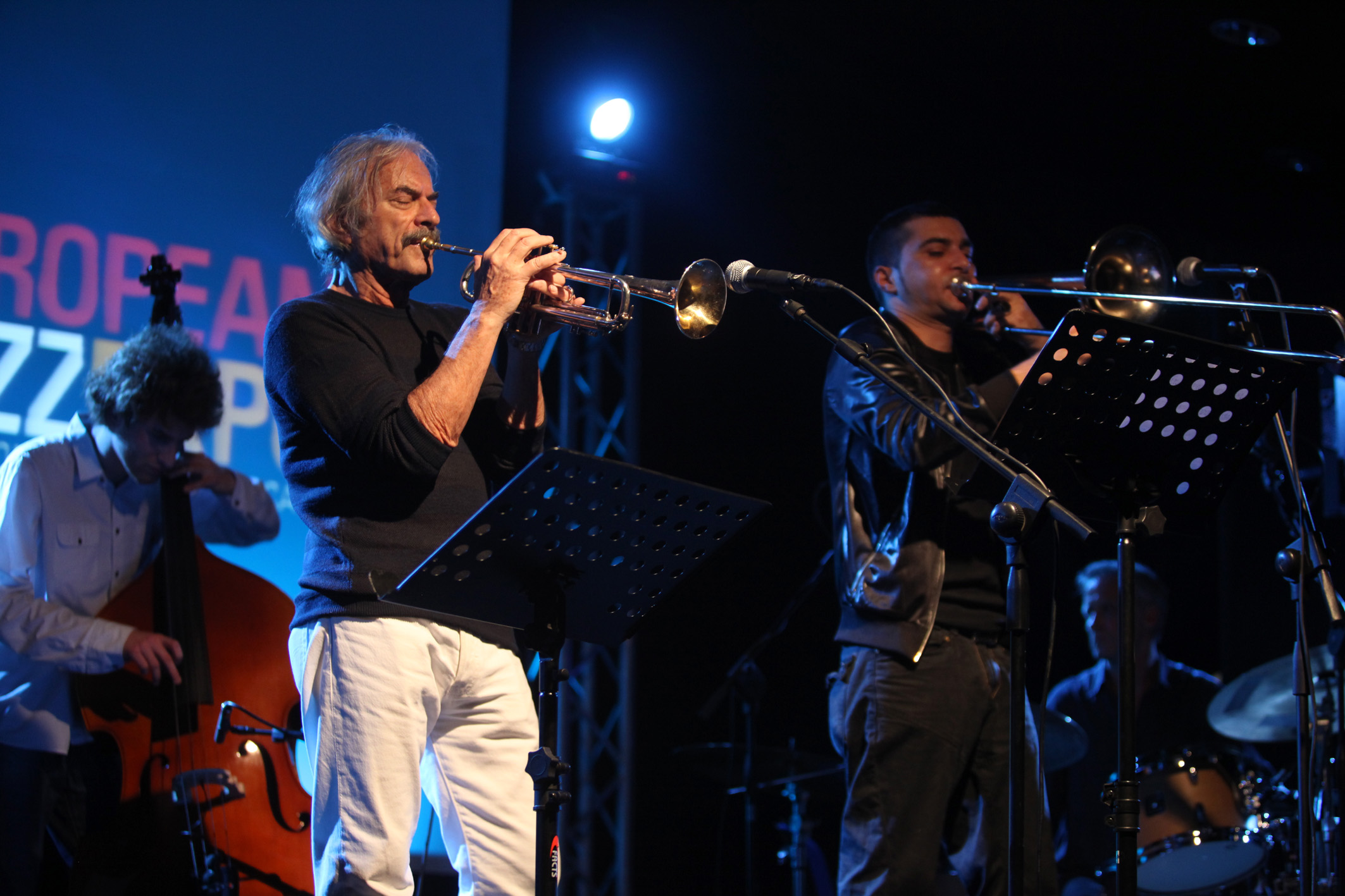 Enrico Rava Quintet, European Jazz Expo Sardinia