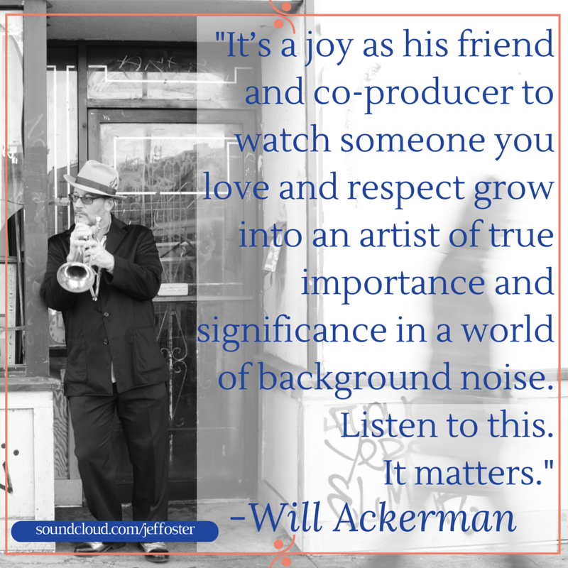 Words from Will Ackerman