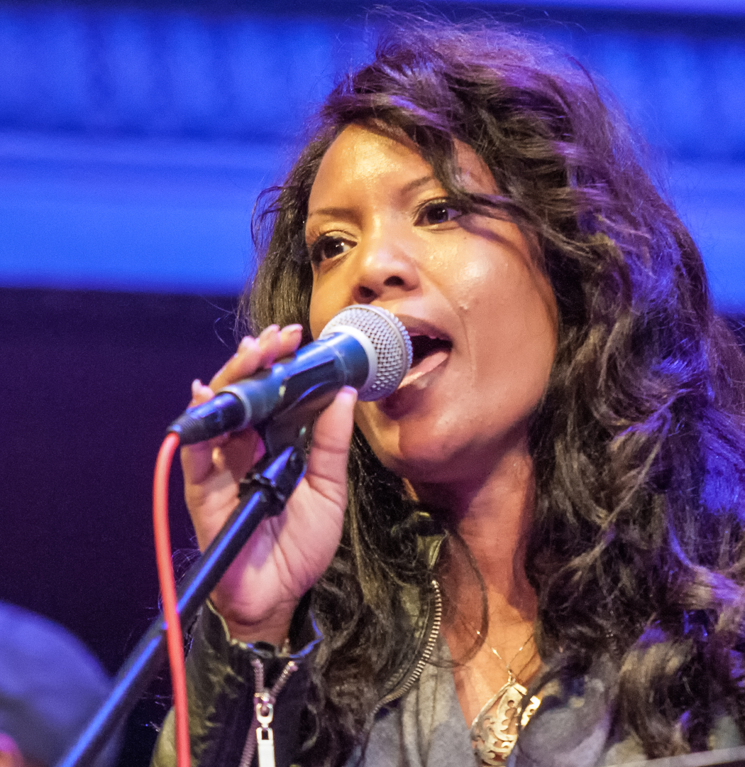 Lisala Beatty With Burnt Sugar At The Vision Festival 2012