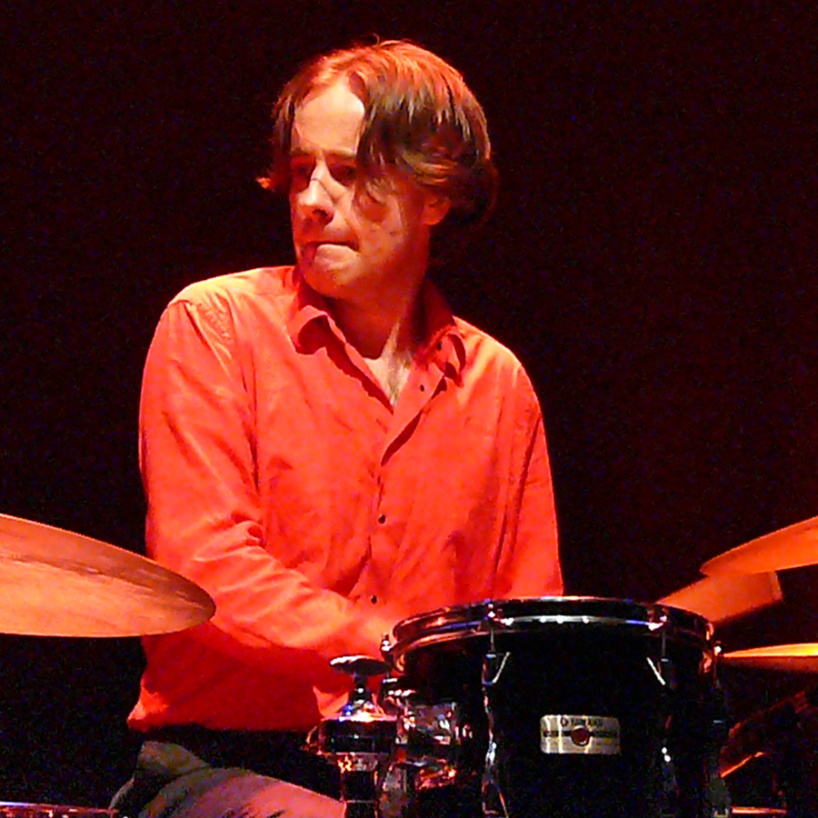 Edward Perraud at Jazz Em Agosto Lisbon