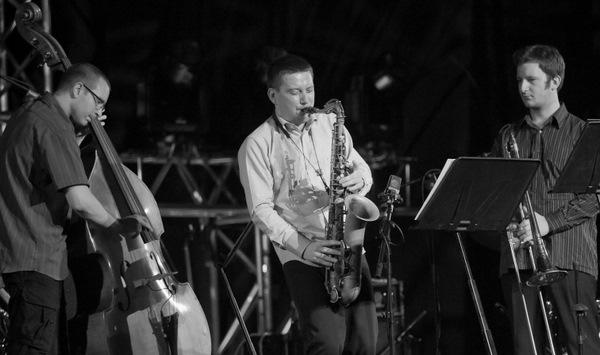 A. Zielak & P. Florczak & M. Tomaszcyk: Biotone / Getxo Jazz 2009