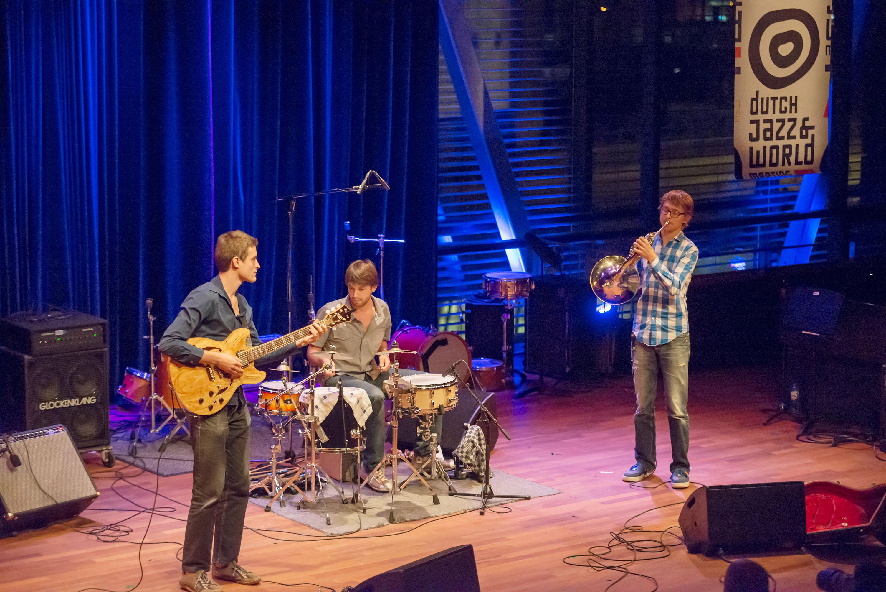 Kapok at Dutch Jazz & World Meeting 2012