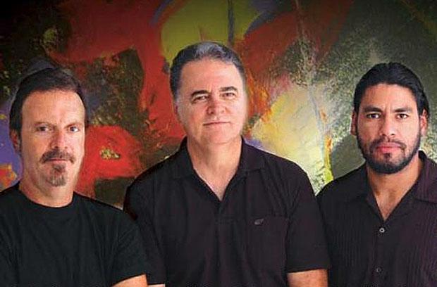 Take Five With Moksha Trio