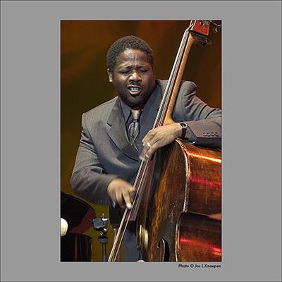Rodney Withaker, Jazz a Vienne, France, July 2003