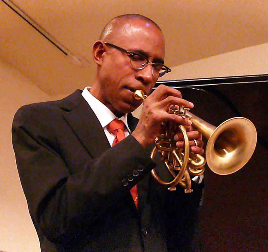 Ron Miles at edgefest 2013