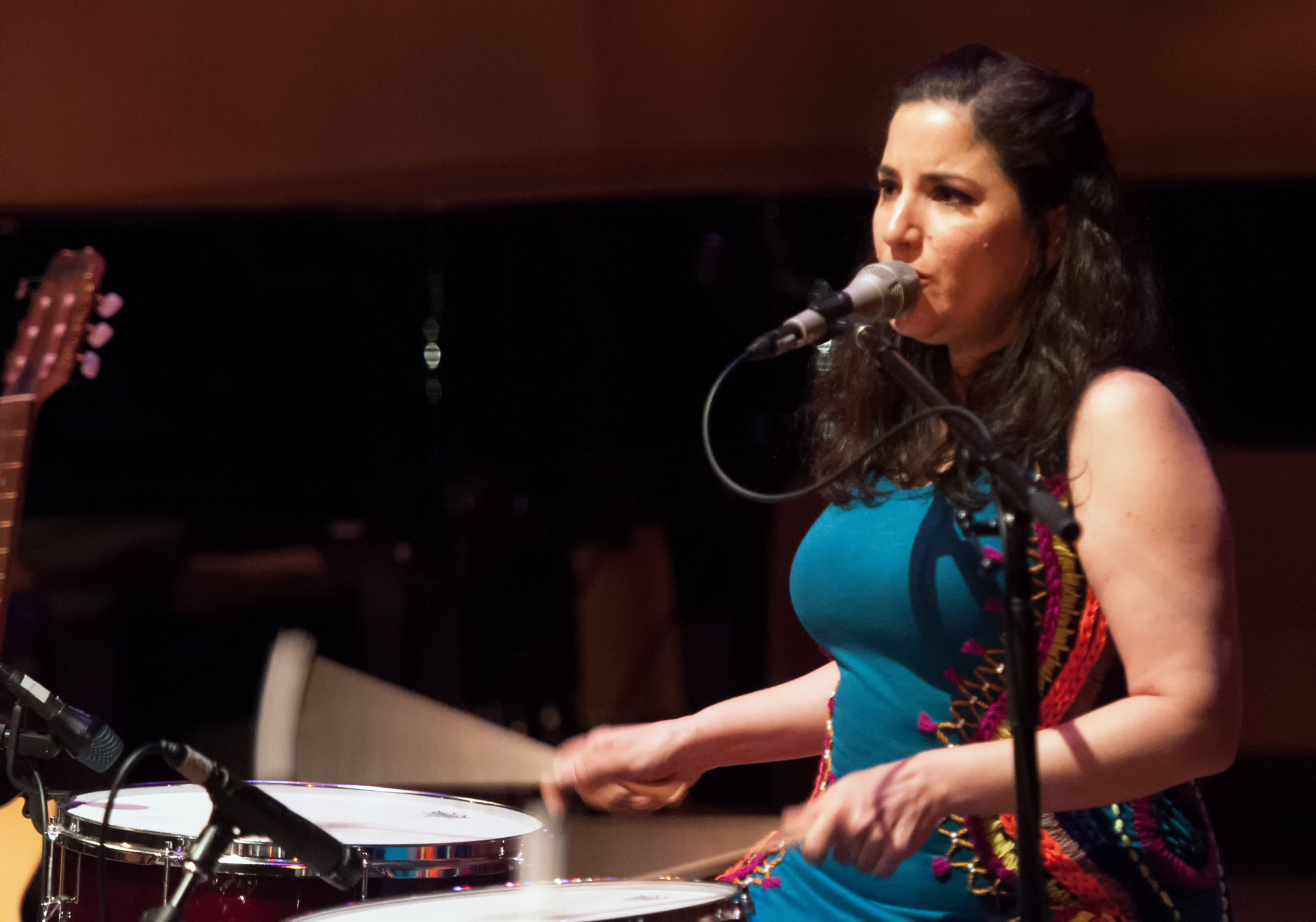 Ani Cordero At The Mim Global Music Festival