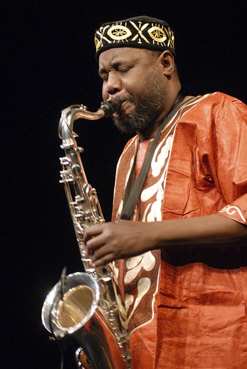 Saxophonist David S. Ware: 1949-2012