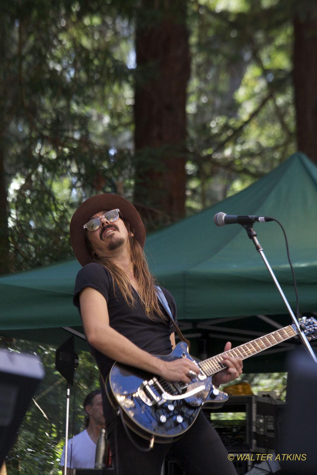 Eric Burdon At Stern Grove Festival 2017