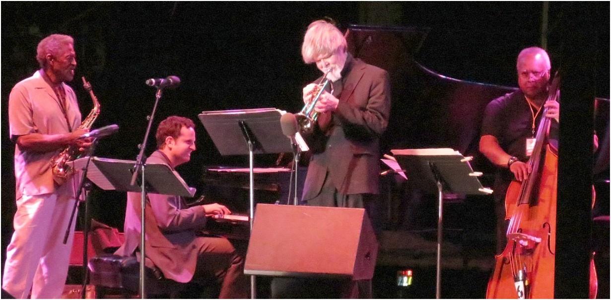 Charles McPherson Quintet Featuring Tom Harrell