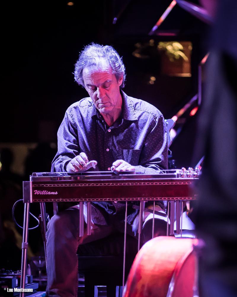 Greg Leisz, Blue Note, New York, October 2016