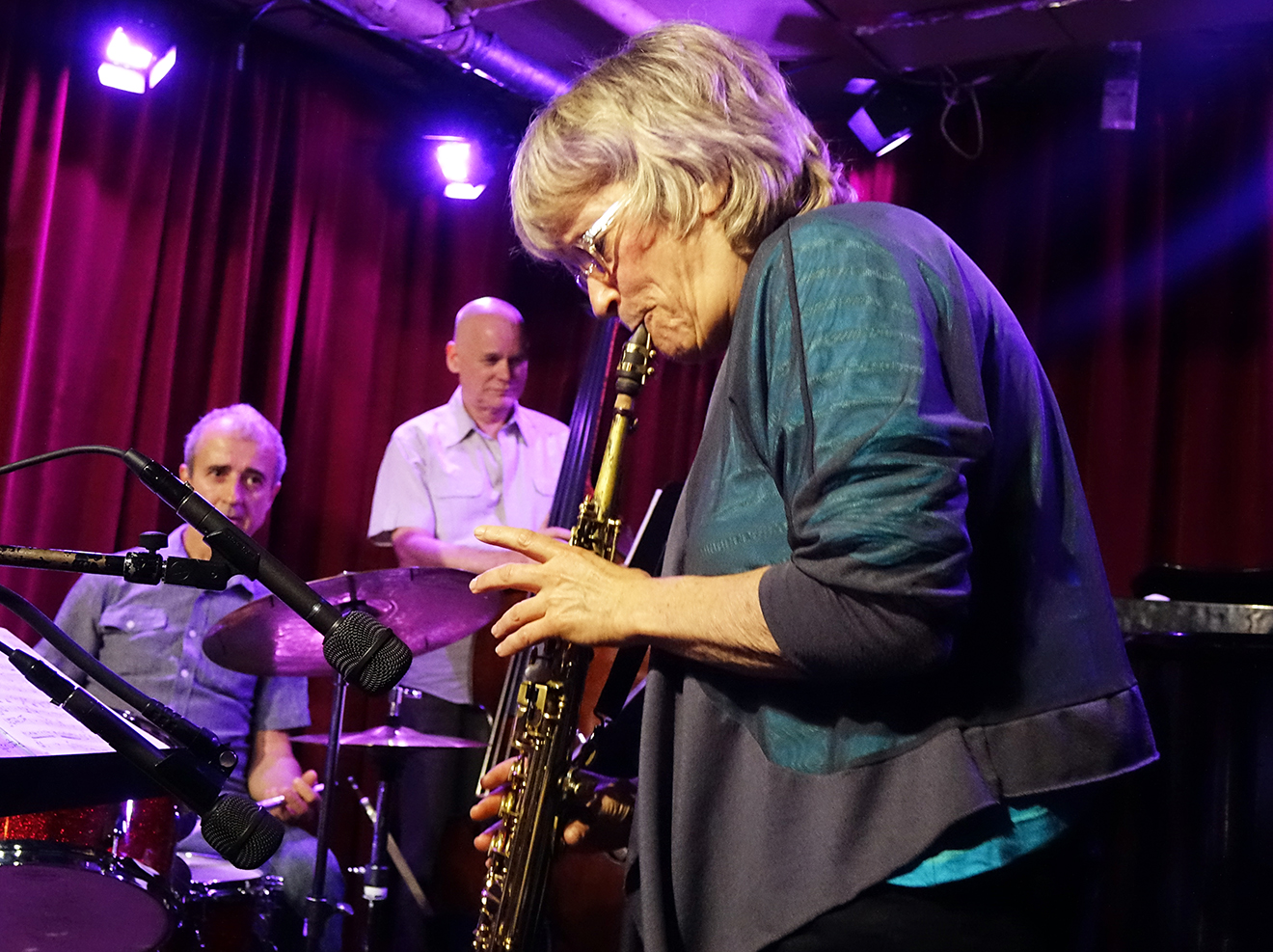 Jane Ira Bloom Trio