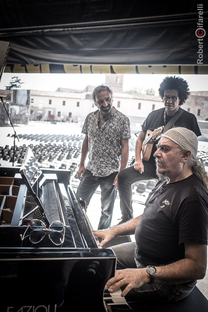 Stefano Bollani, Hamilton De Hollanda, Egberto Gismonti, Umbria Jazz 2017