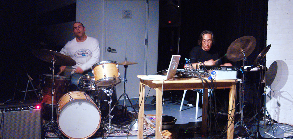 Mike Pride and Marcos Fernandes - The Stone 2006