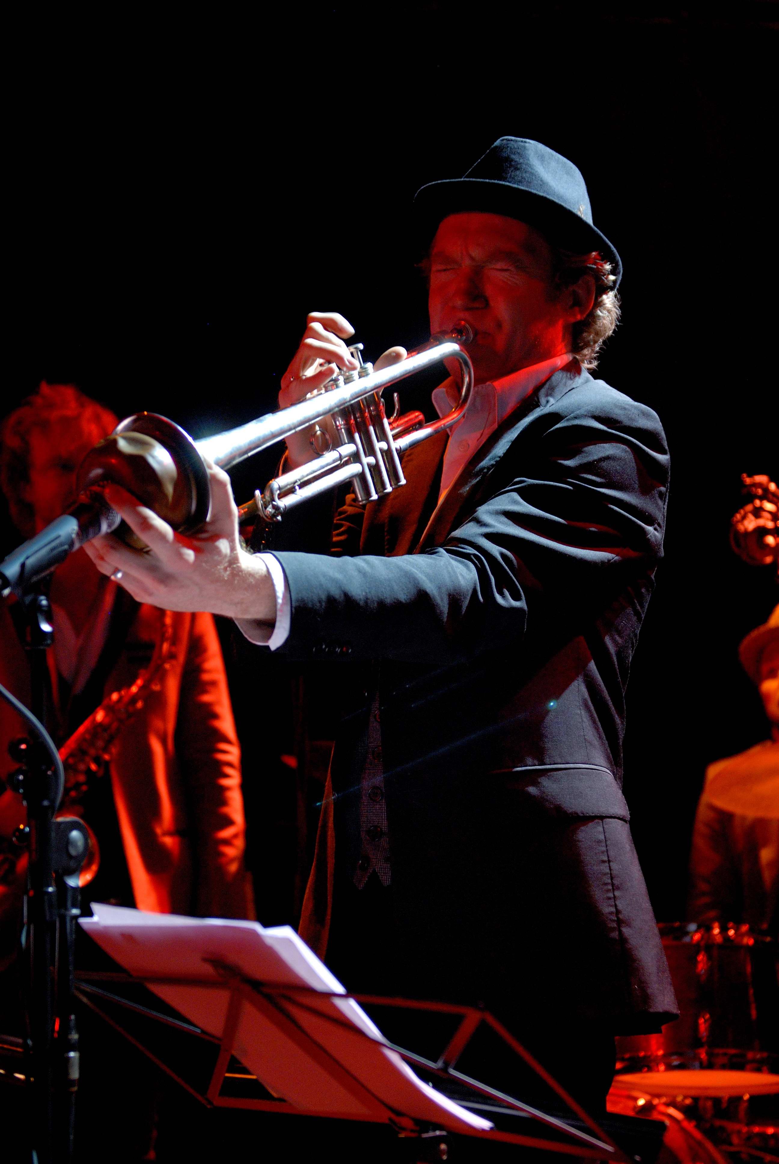 Stompers w.Guests in Copenhagen Jazzhouse