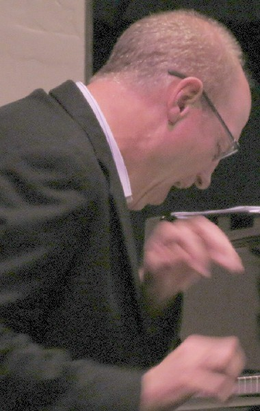 Shelly Berg Leading His Trio at Harriet Himmel Theatre, West Palm Beach, 2/28/12