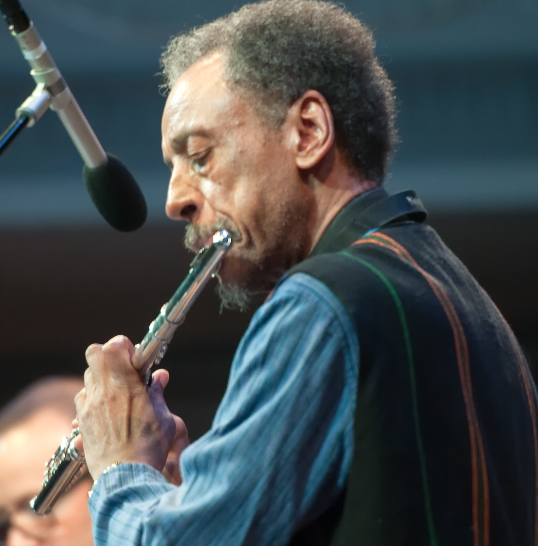 Henry Threadgill and Zooid at Roulette