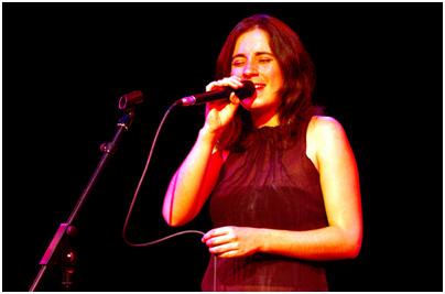 Sofia Ribeiro 18041309 the Hawth, Crawley, UK 5.07. Images of Jazz