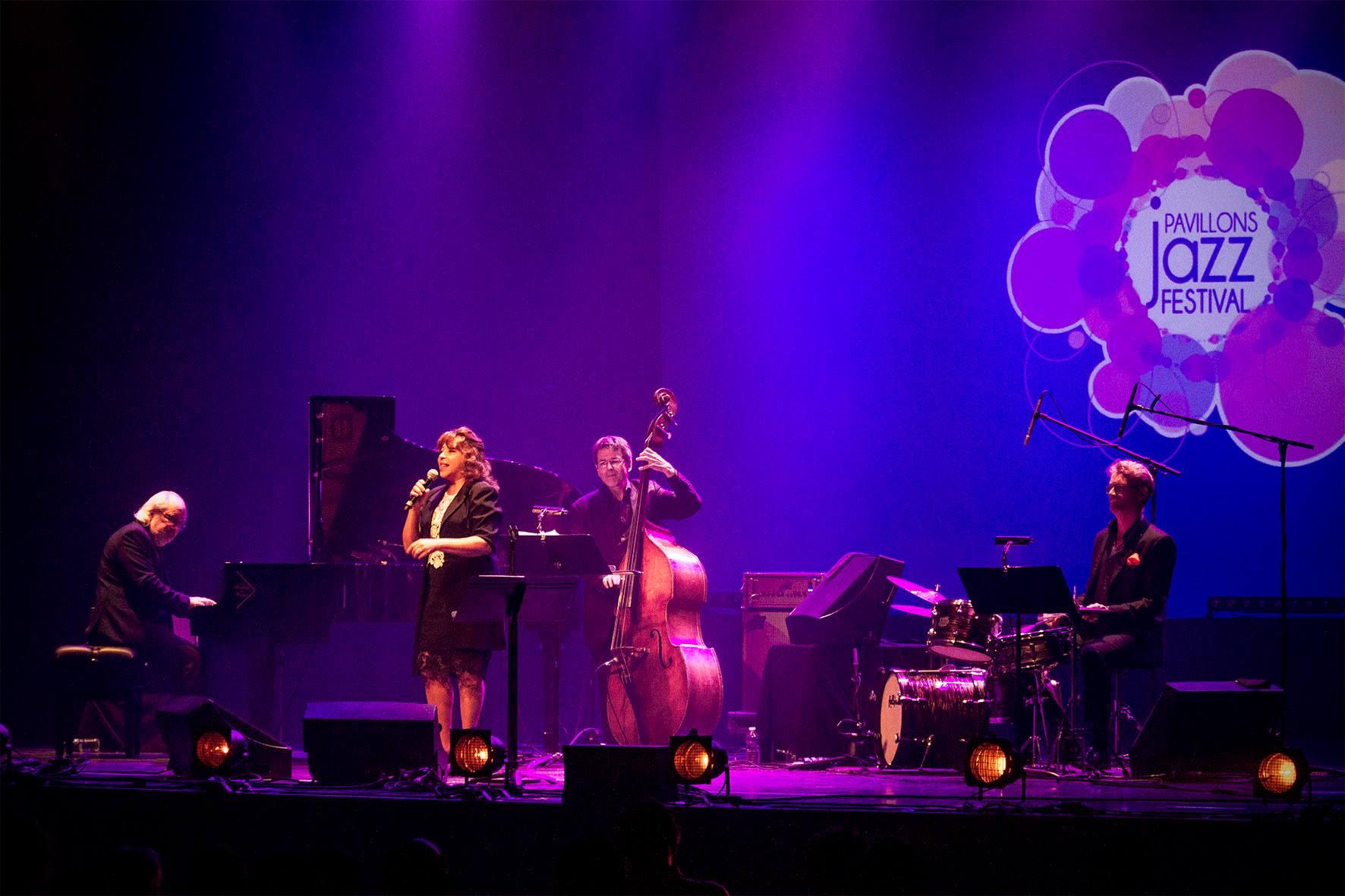Pavillions Jazz Festival, France