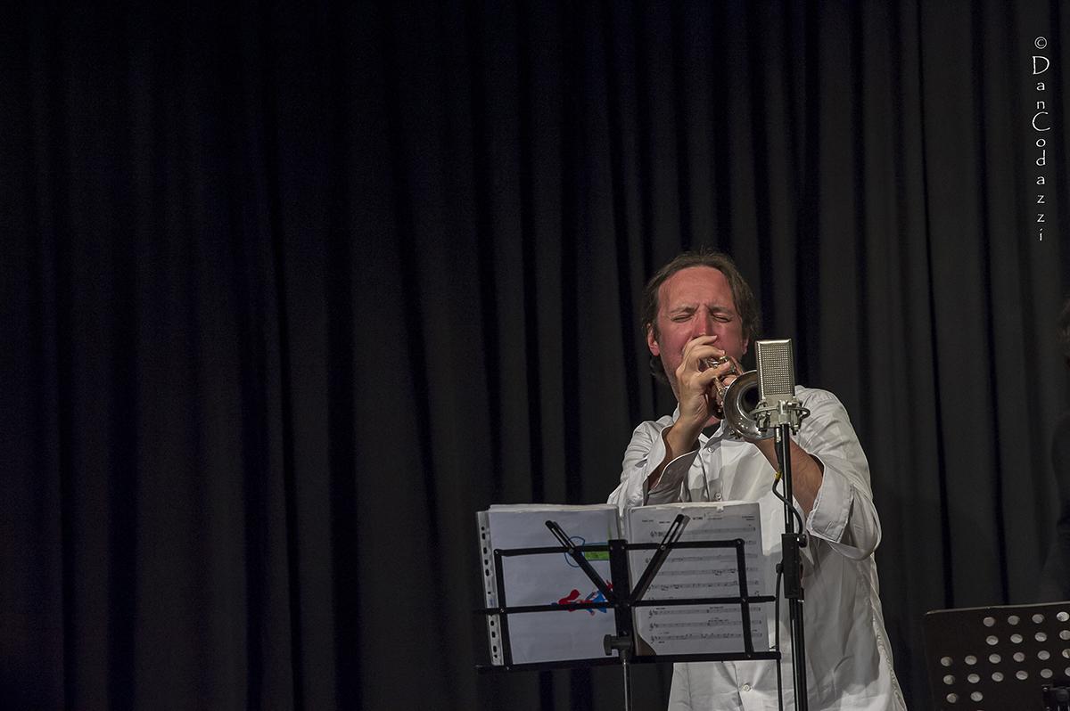 Antonello Sorrentino, Dolomiti ski jazz 2019