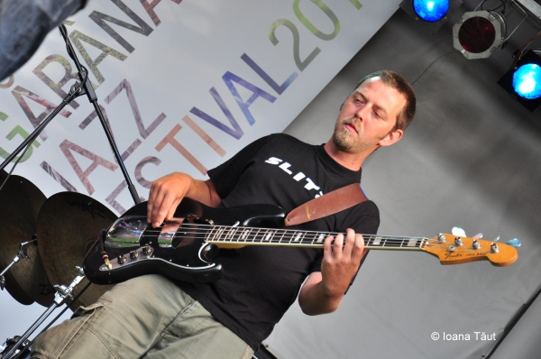 Utu Pascu at Garana Jazz Fest 2012