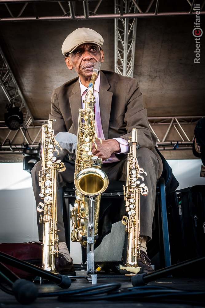 Art Ensemble of Chicago: Roscoe Mitchell
