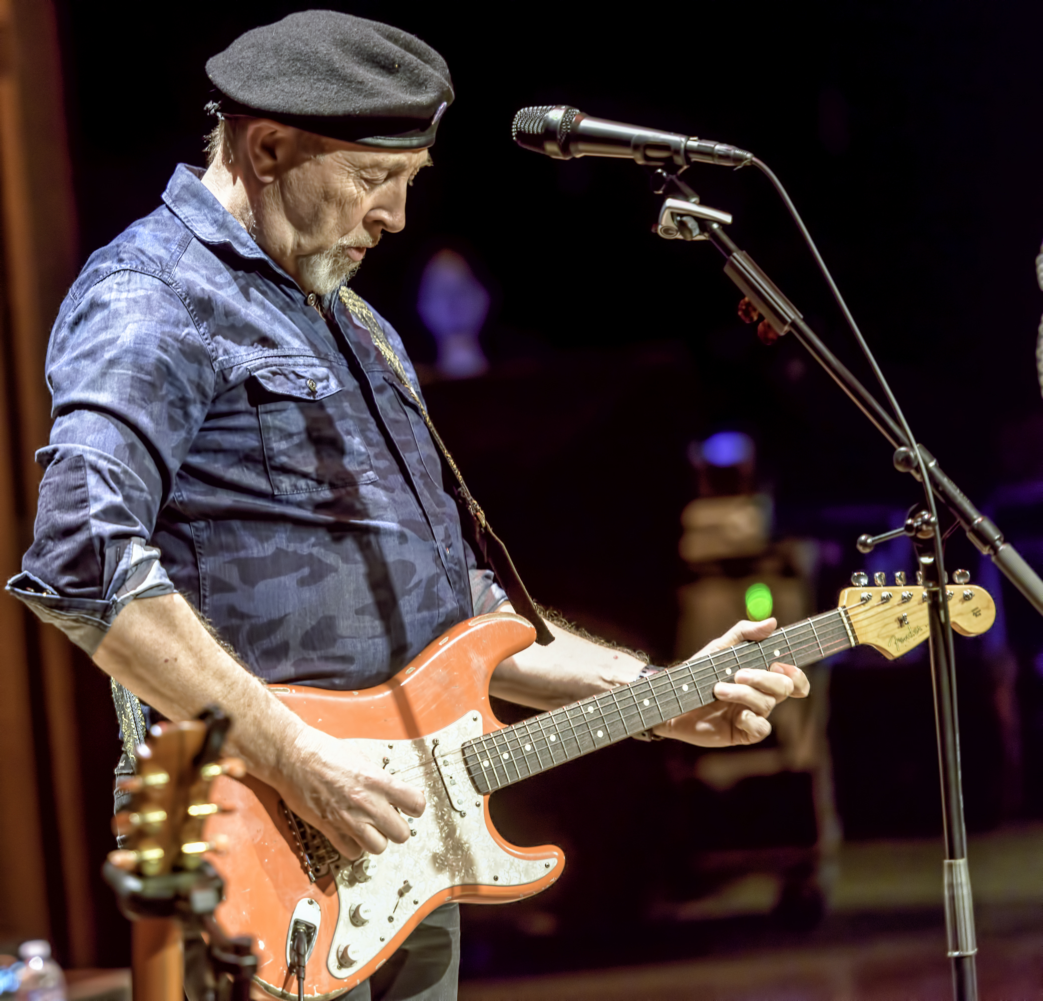 Richard Thompson at the Musical Instrument Museum (MIM) in Phoenix