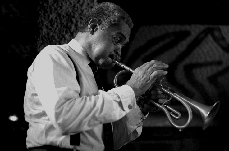 Art Farmer. Alicante (Spain), 1992