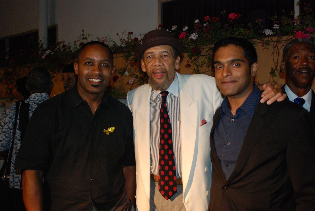 Trombonist Phil Ranelin, Pianist Mahesh Balasooriya and Bassist Trevor Ware