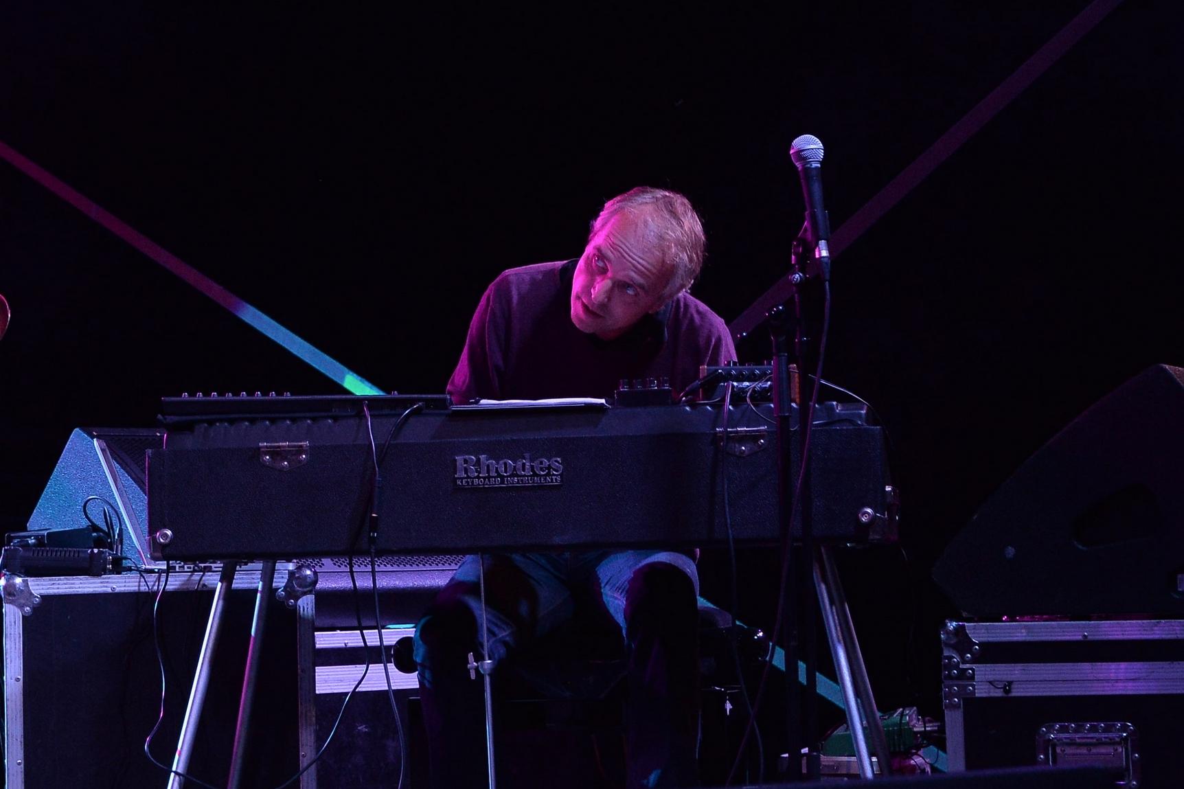 Jeroen van Vliet at Smida Jazz Festival 2017
