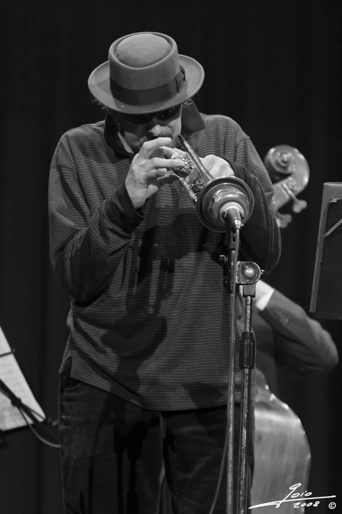 Jerry Gonzalez-2008-2