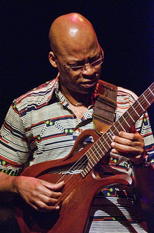 Lionel Loueke, td Ottawa Jazz Festival