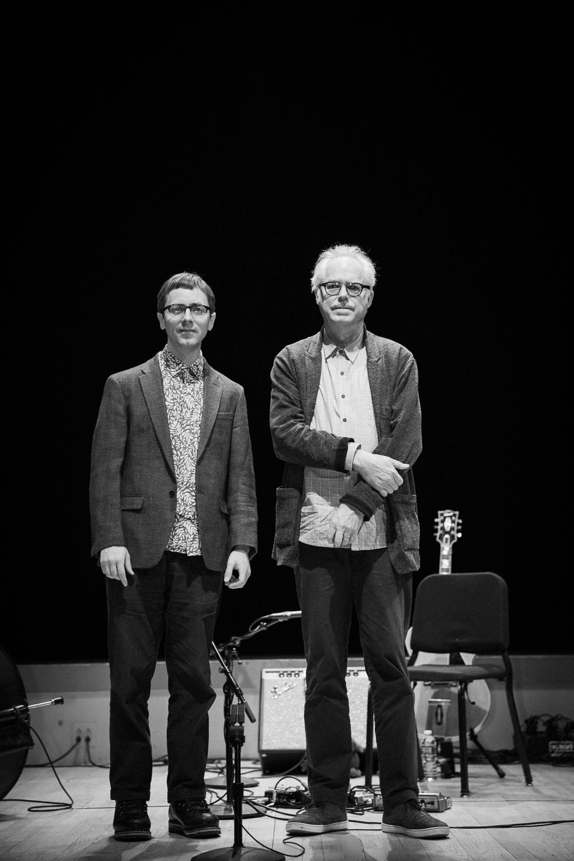Thomas Morgan and Bill Frisell