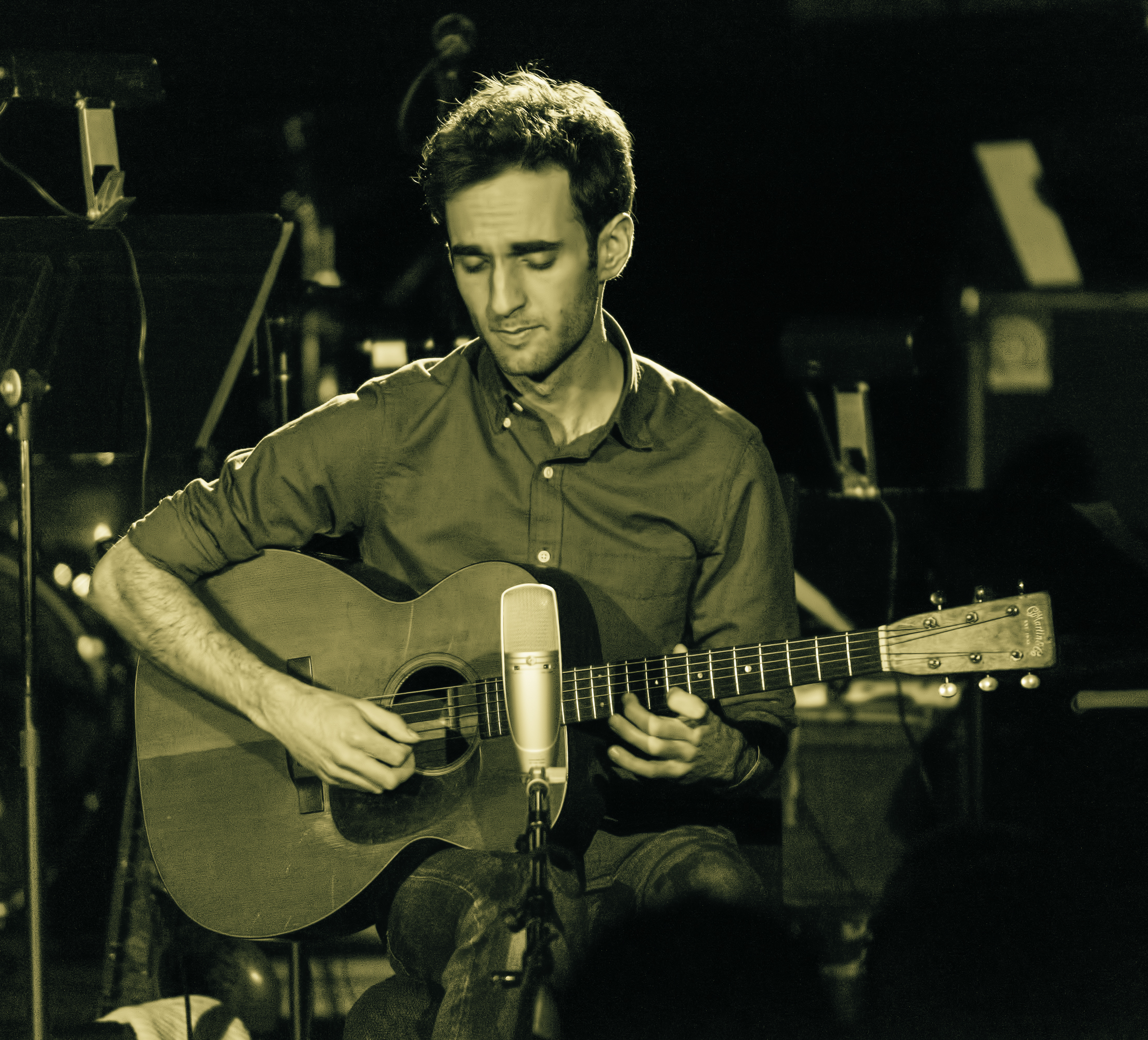 Julian Lage at the NYC Winter Jazzfest 2016
