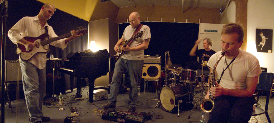J. A. Granelli Quartet with Dave Tronzo, Briggan Krauss and Mike Dillon - Cim 2007