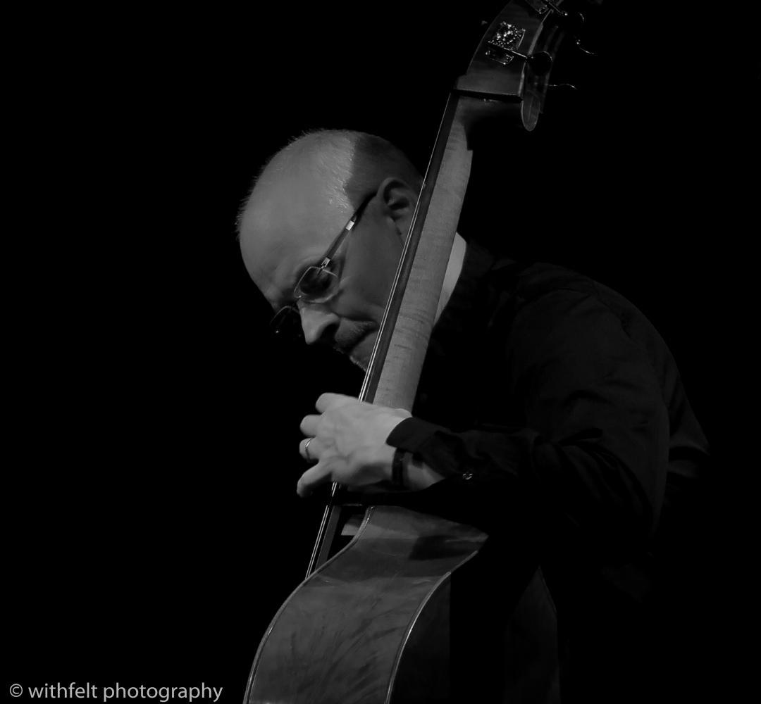 Lars Danielsson at Copenhagen Jazz Festival 2016 in Krudttønden, Copenhagen