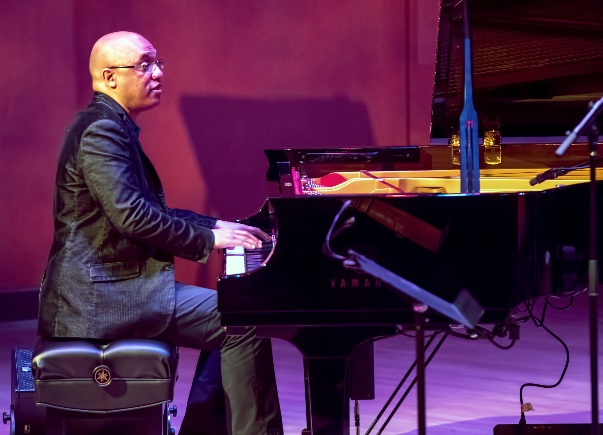 Billy Childs With Reimagining Laura Nyro At The Musical Instrument Museum (mim) In Phoenix