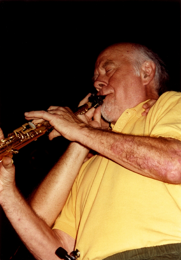 2003-08-28 Paul Winter, Red Sea Jazz Festival, Eilat, Israel
