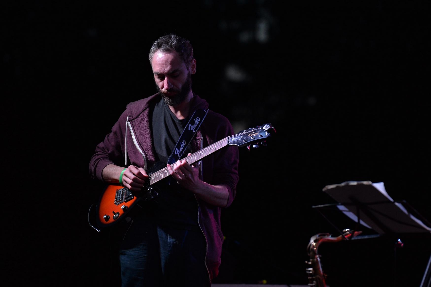 Dan Mitrofan at Smida Jazz Festival 2017