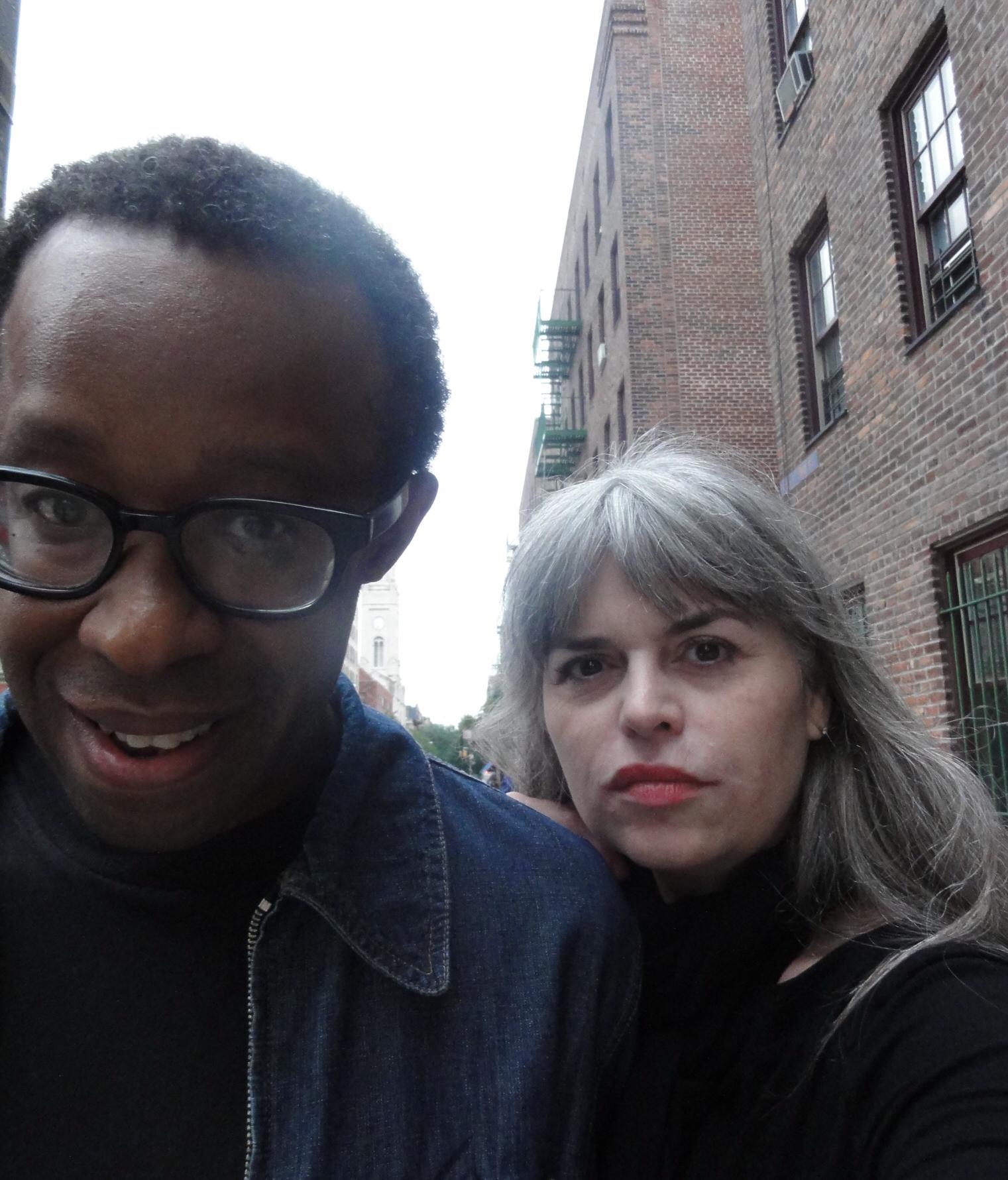 Matthew Shipp and Barbara Januszkiewicz, Moxievision