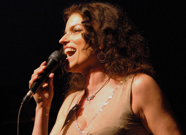 Roberta Gambarini Ottawa International Jazz Festival 2009